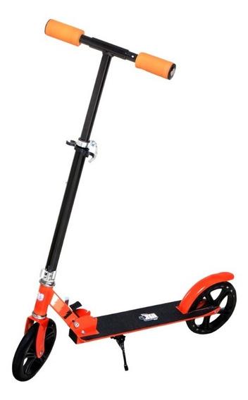 Monopatin Scooter Alex Infantil Bia Plegable Dencar @ Mca