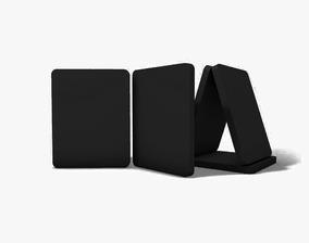 Kit 3 Placas 100% Borracha 0,90 X1,30 De 12 A 14mm
