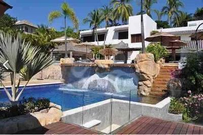 Hermosa Casa Con Alberca Arenero, Ping Pon En Acapulco