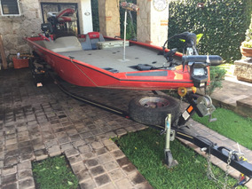 Lancha Para Pesca De Lobina