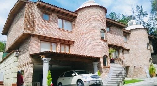 Extraordinaria Residencia En Porfirio Díaz, San Jerónimo Lídice