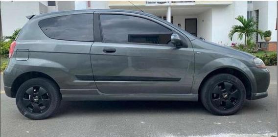 Chevrolet Aveo Gti 2009 Como Nuevo