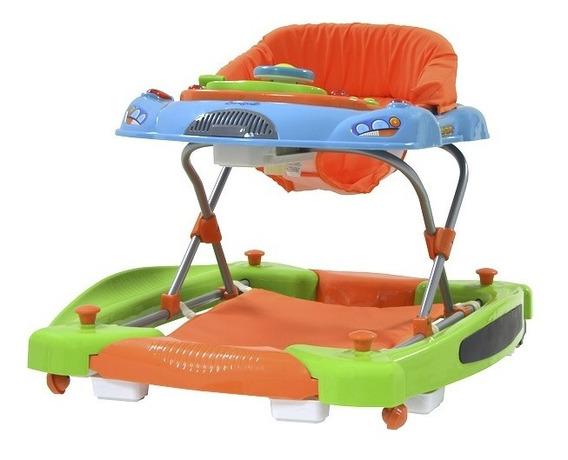 Andador E Centro De Atividades Baby Coupé- Colorê -burigotto