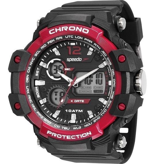 Relógio Speedo Masculino Esportivo Anadigi 81150g0evnp1