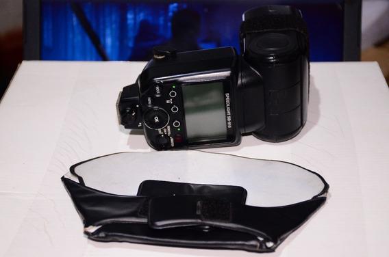 Nikon Flash Sb910 - Acompanha Rebatedor Conforme Foto