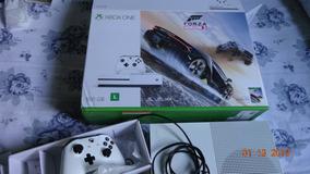 Xbox One S Mais Forza Horizon 3 Branco