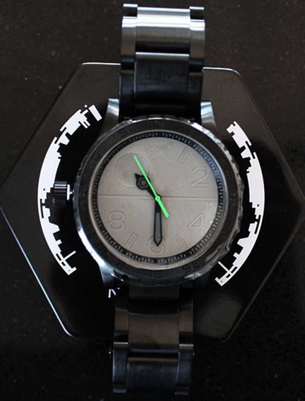 Relógio Original Nixon Death Star Black, Star Wars Novo