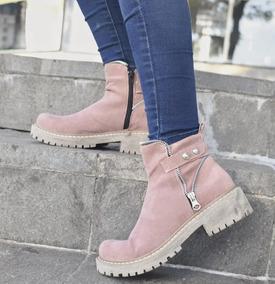 Botitas Bota Botineta Zapato Calzado Dama Mujer Otoñ/inv 19