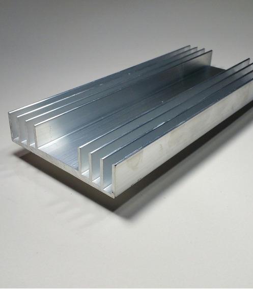6 Pç Dissipador Calor Aluminio 8,62cm Largura C/ 10cm