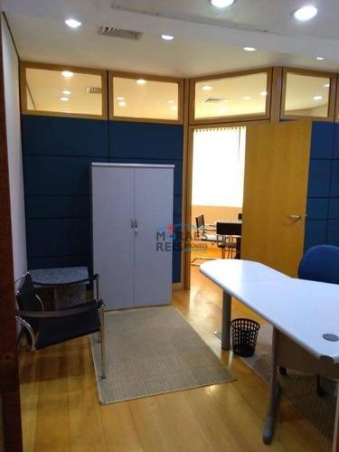 Conjunto, 32 M² - Venda Por R$ 363.000,00 Ou Aluguel Por R$ 1.500,00/mês - Brooklin - São Paulo/sp - Cj2186