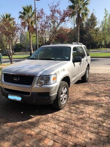 Ford Explorer Poco Kilometraje Una Sola Dueña
