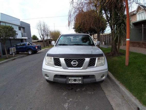 Nissan Frontier Le 4x4 Doble Cabina (no Permuto)