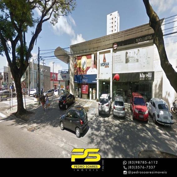 Sala Para Alugar, 33 M² Por R$ 1.200/mês - Tambauzinho - João Pessoa/pb - Sa0172