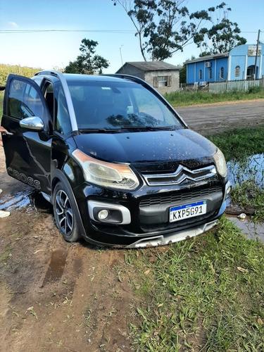 Citroën Aircross 2012 1.6 16v Exclusive Flex Aut. 5p