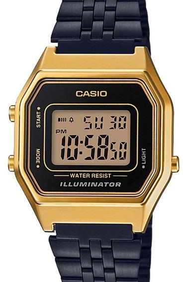 Relógio Casio Feminino Vintage Digital La680wegb-1adf