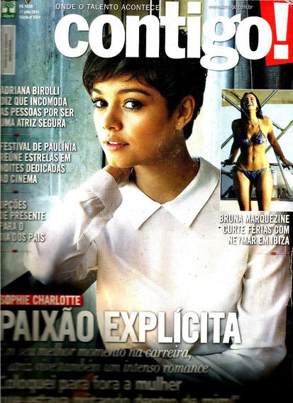 Revista Contigo 2028/14 - Sophie/adriana Birolli/marquezine