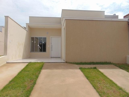 Casa Com 3 Dormitórios À Venda, 113 M² Por R$ 480.000,00 - Condomínio Ilha Das Águas - Salto/sp - Ca0419