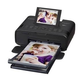 Impressora Portatil Fotográfica Canon Selphy Cp1300 Wireless