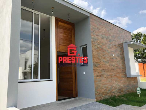 Casa Em Condomínio-à Venda-cajuru Do Sul-sorocaba - Stcn30030