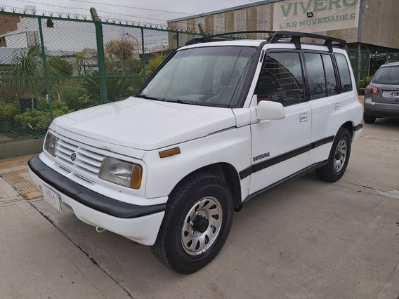 Suzuki Vitara Jlx 1.6 4x4 1997 Gnc