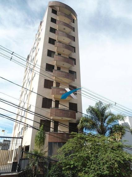 Excelente Apartamento De 3 Quartos, 110 Metros - Ap5410