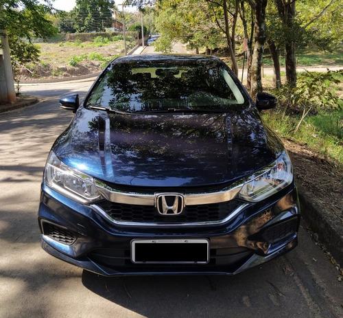 Imagem 1 de 4 de Honda City 2018 1.5 Personal Flex Aut. 4p