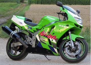Chassi Quadro Moto Zx 600 Kawasaki
