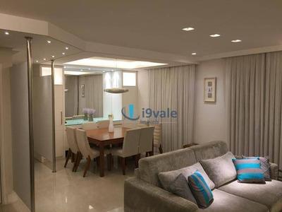 Apartamento Com 3 Dormitórios À Venda, 154 M² Por R$ 830.000 - Vila Ema - São José Dos Campos/sp - Ap1428