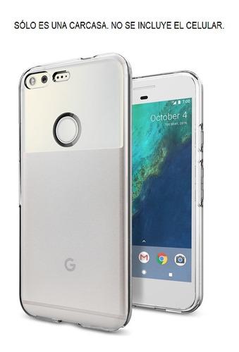 Google Pixel 1 Spigen Liquid Crystal Carcasa Funda Case