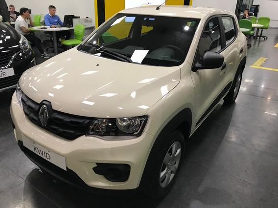 Renault Kwid Zen 2019 0km Suv No Usado Clio Gol Fox 2018