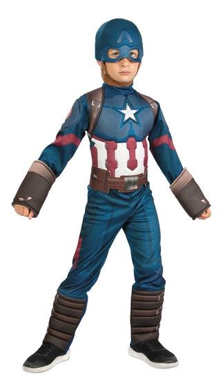 Disfraz Marvel Capitan America