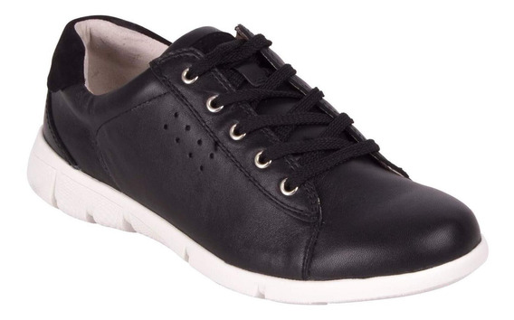 Zapatilla Low Dashing 16 Hrs Mujer Negro - S019