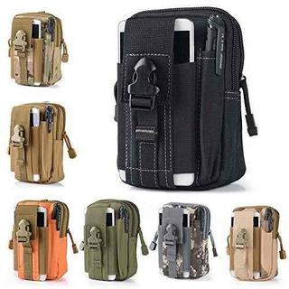 Efanr Universal Outdoor Tactical Holster Military Molle Hip