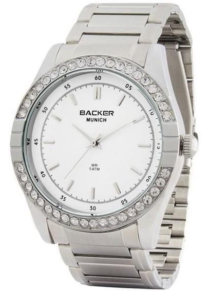 Relógio Backer Feminino 3429123f Original Barato