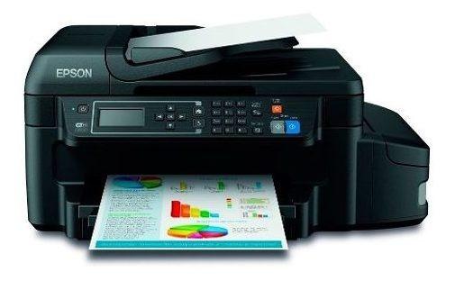 Impresora Multifuncional Epson Ecotank L575 Tienda Física