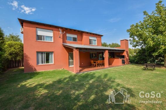 Casa En Alquiler 3 Dormitorios Fisherton Rosario