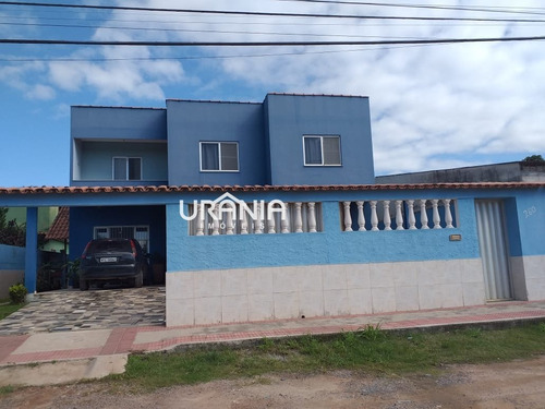 Casa A Venda No Bairro Santa Paula Ii Em Vila Velha - Es.  - 248-1