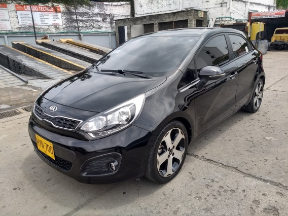 Kia Rio Spice Summa 2014 At