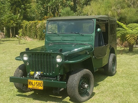Jeep Willys 1952 2400 Cc