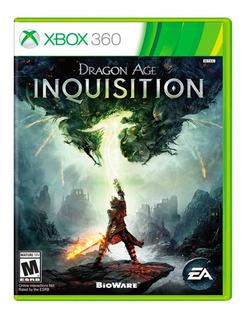 Dragon Age Inquisition Xbox 360 - Nuevo! - Físico !