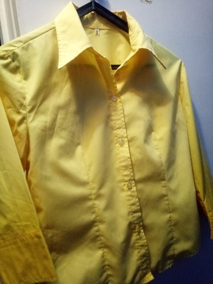 Camisa Dama Talle 2 Impecable