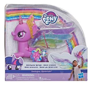 My Little Pony Twilight Sparkle Alas De Arcoíris