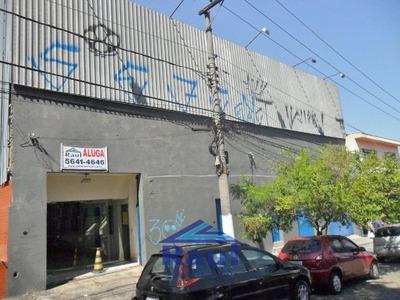 Locação Galpão - Santo Amaro, São Paulo-sp - 1681-2
