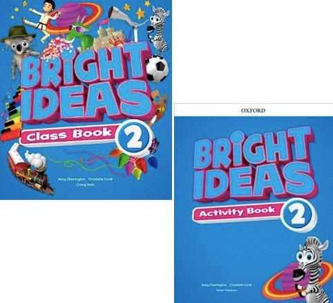 Bright Ideas 2 - Class Book And Activity Book - Oxford