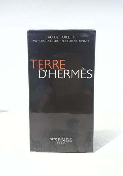 Perfume Terre Hermés Edt 100ml Original! Lacrado!
