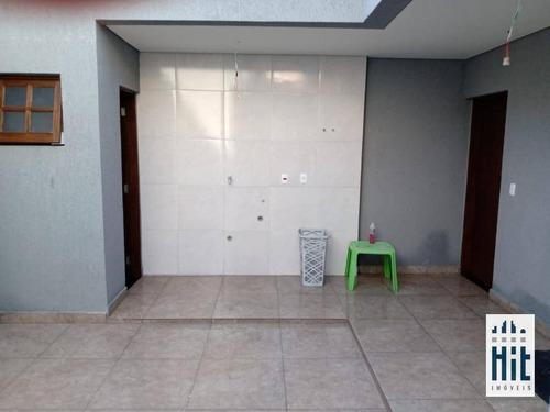 Sobrado À Venda, 150 M² Por R$ 600.000,00 - Vila Nair - São Paulo/sp - So0397