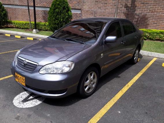 Corolla Xei 1.6 Automático Modelo 2007