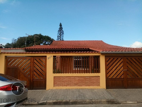 Casa Á Venda Em Itanhaém Jardim Suarão Com 03 Dormitórios, Sendo Uma Suíte, 02 Vagas De Garagem - Ca00422 - 67666382
