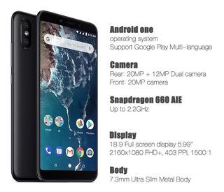 Xiaomi A2 4/64 Gb Telefono Android Lte (160 Verde)