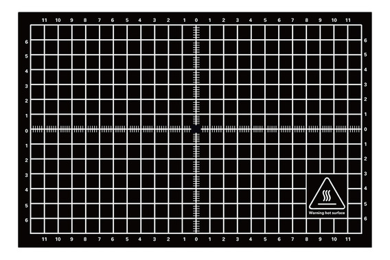 3d Printing Build Surface 300x200mm Head Stick Para Reprap I